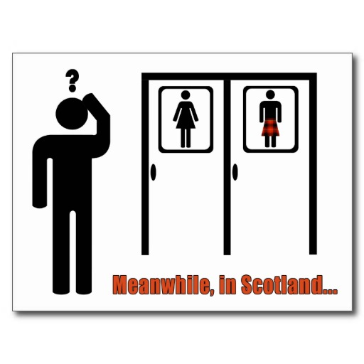 Issues I anticipate during my trip to Scotland