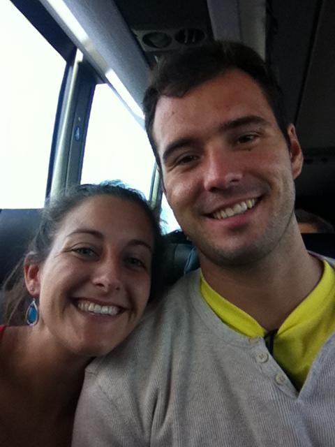 Bus trippin'!