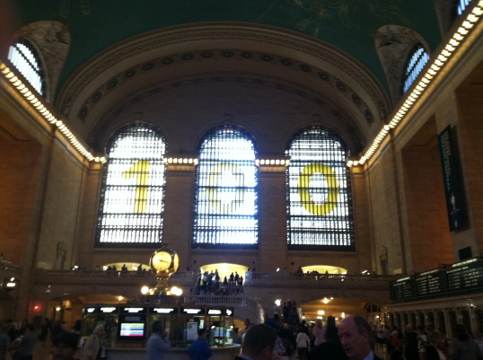 Happy Centennial, Grand Central!