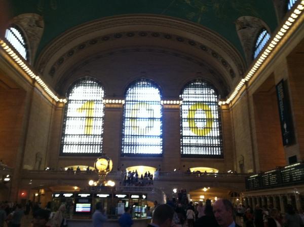 Happy Centennial, Grand Central!