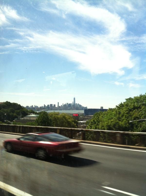 Hasta luego, Nueva York!