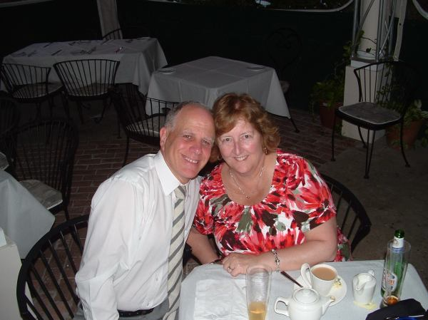 Mom and Dad on their 35th anniversary in Bermuda. Such cute little lovebirds <3