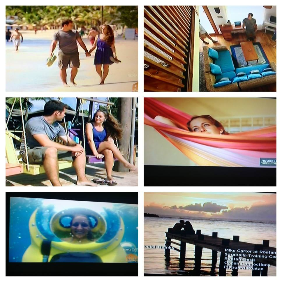 house hunters international in roatan, honduras | amanda walkins