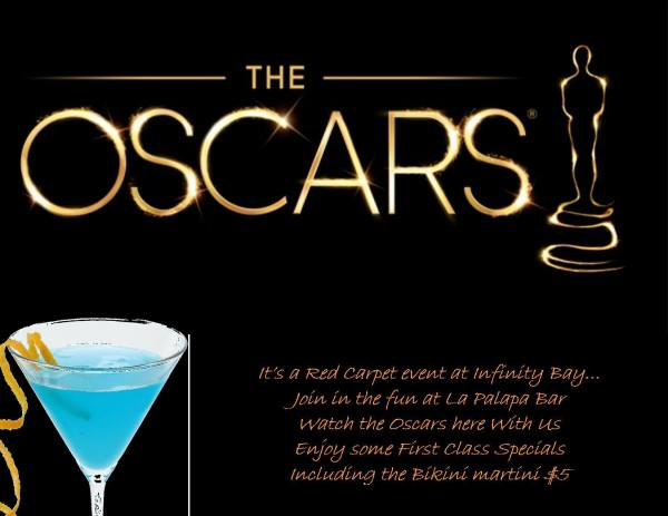 A night at the Oscars meets a night on the beach at Infinity Bay on West Bay beach.
